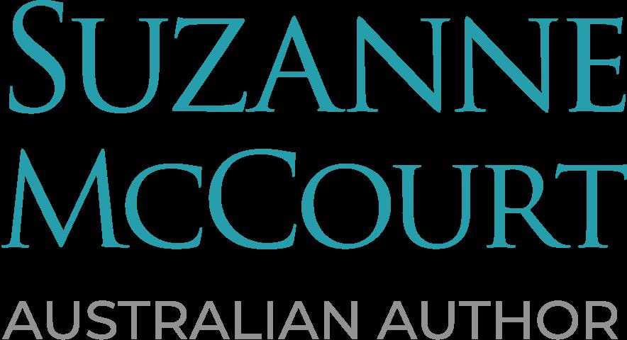 Suzanne McCourt - Australian Author
