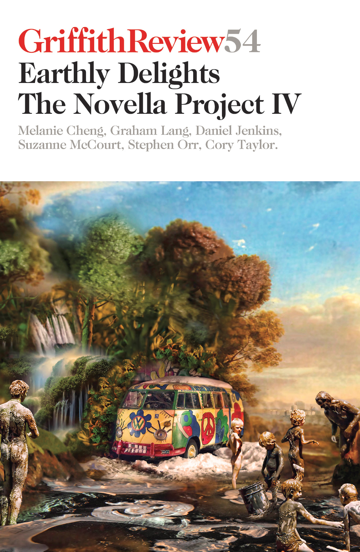The Novella Project IV